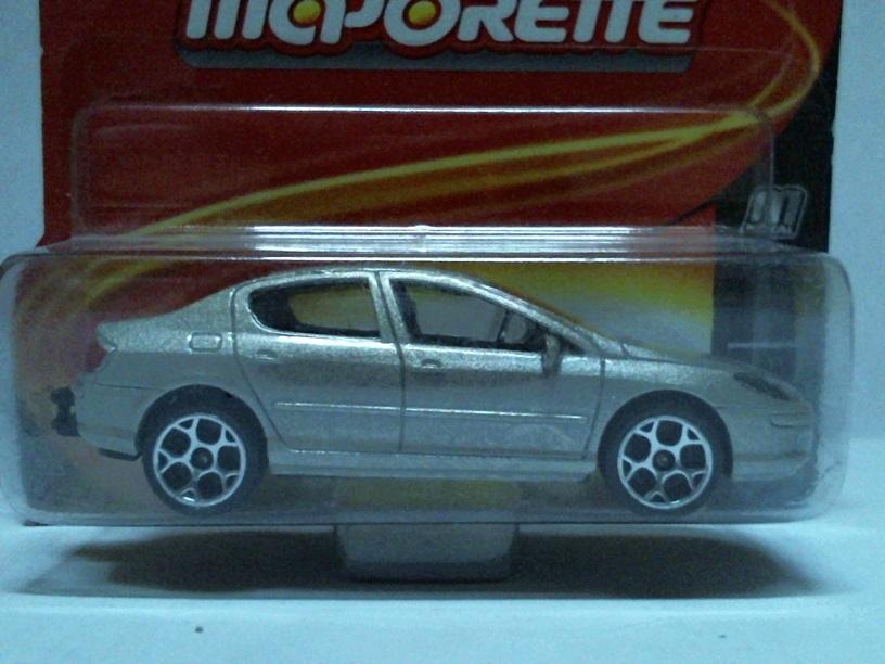 N°205E PEUGEOT 407  Peugeot407205E01