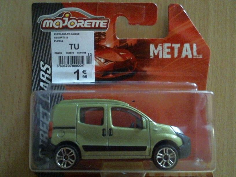 N°205H Peugeot Bipper PeugeotBipper205H01