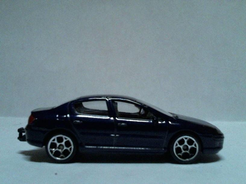 N°205E PEUGEOT 407  Peugeot407205E04