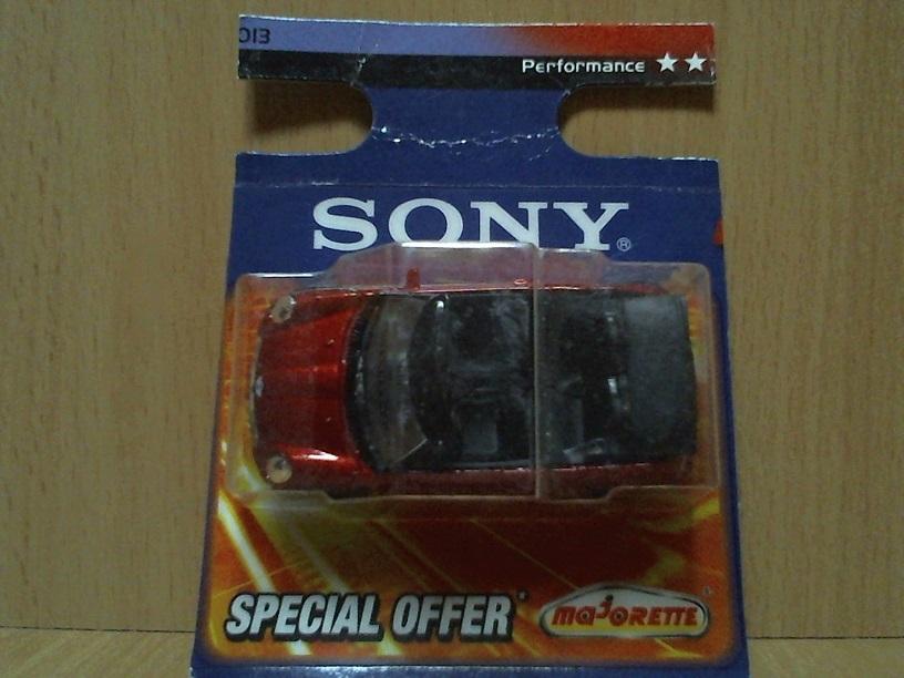 N°294E Mini Cooper Cabrio MiniCooperCabrio294ESony