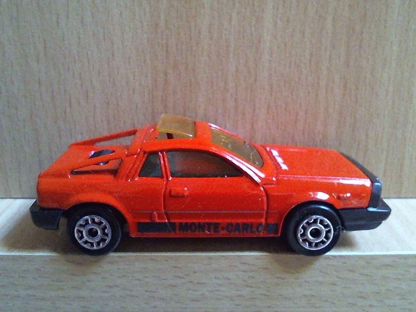 N°285 Lancia MonteCarlo  LanciaMonteCarlo28501