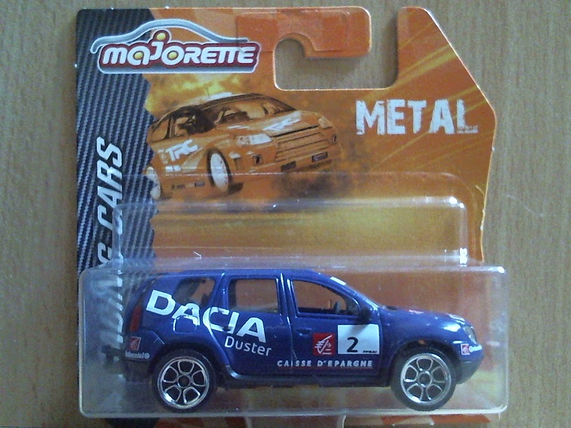N°225A Dacia duster. DaciaDuster225AEacing01