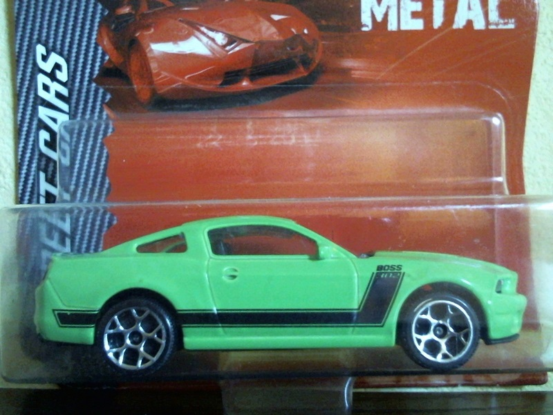 N°204A Ford Mustang Boss FordMustangBoss204A02