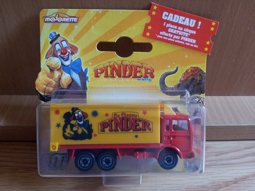 N°265 Renault Container RenaultContainer265Pinder