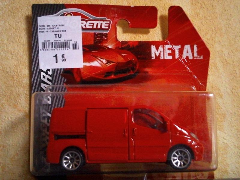N°239B Renault Trafic RenaultTrafic239B11